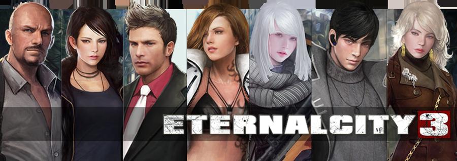 基本プレイ無料の新作オンラインゲーム 五感を刺激する究極のゾンビアクションMMORPG 『エターナルシティ3』
