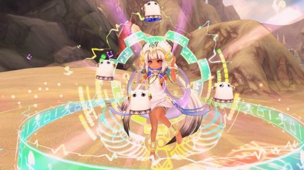 基本プレイ無料のアニメチックファンタジーMMORPG『幻想神域-Cross to Fate-』 9月16日に「花火イベント」開催!可愛い幻神花火を打ち上げちゃおう