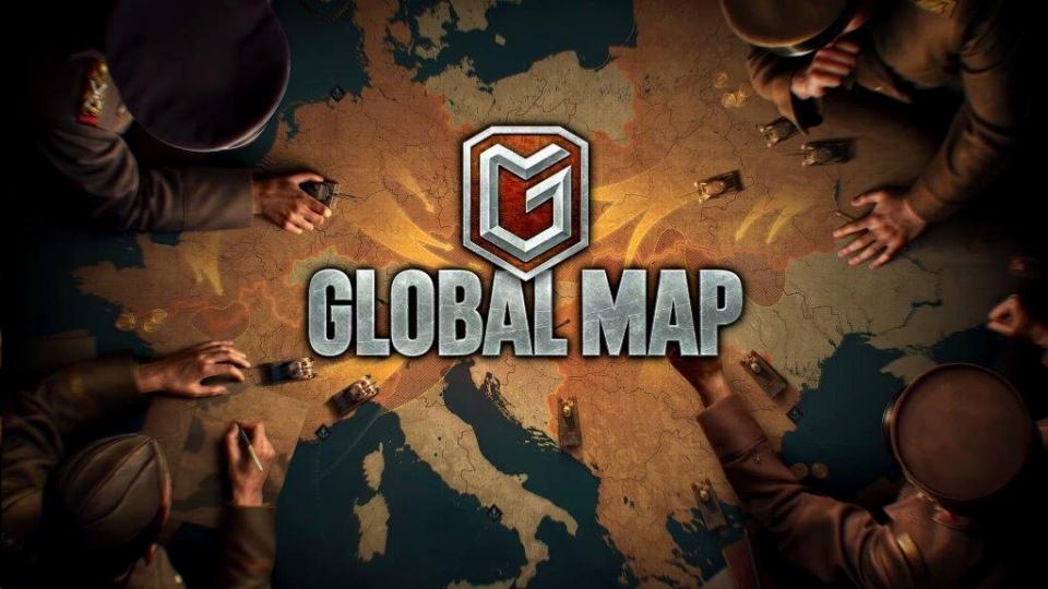 基本プレイ無料のミリタリーシューティングオンラインゲーム 『World of Tanks(ワールド・オブ・タンクス)』 新要素「グローバルマップ2.0」のサービス開催!中級者でも参戦しやすくリニューアル
