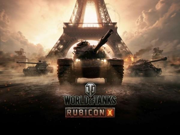 基本プレイ無料のミリタリーシューティング『World of Tanks(ワールド・オブ・タンクス)』 チュートリアルのCPU戦&乱戦モードの新マップを追加するアップデートを10月末に実施