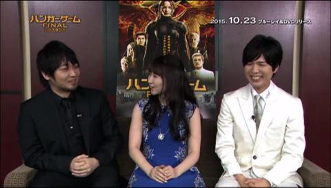 Blu-ray&DVD『ハンガー・ゲームFINAL:レジスタンス』日本版限定収録の特別映像公開