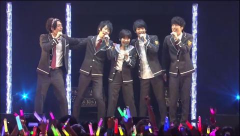 美男高校地球防衛部LOVE!LIVE !Blu-ray&DVD PV