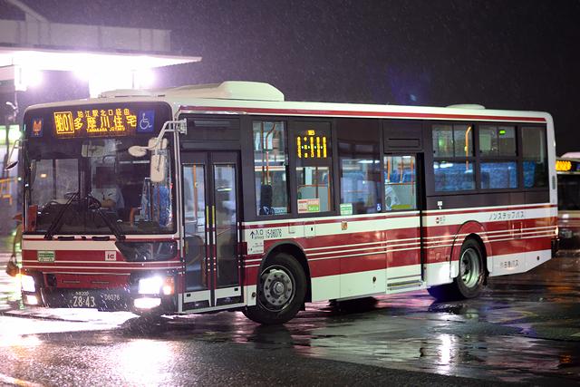 小田急バス写真館 D:狛江営業所