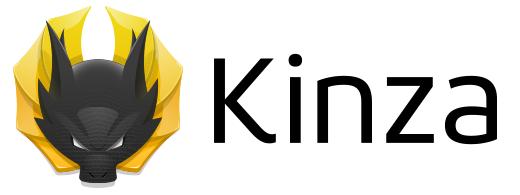 Kinza ロゴ