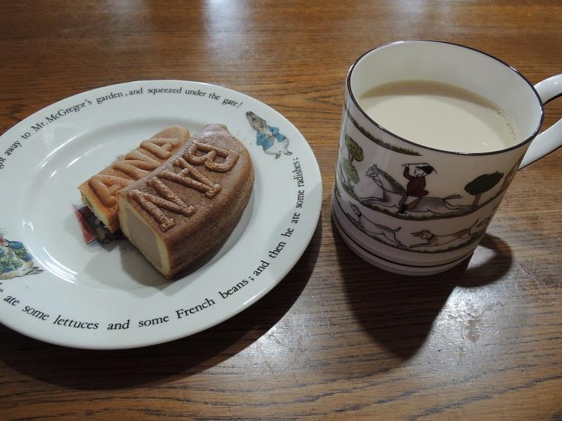 紅茶に合います