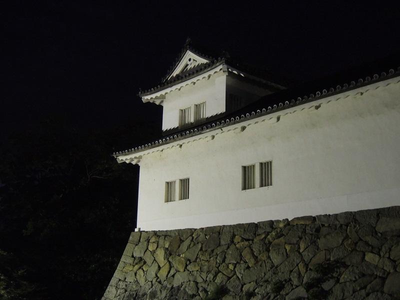 彦根城 ライトアップ