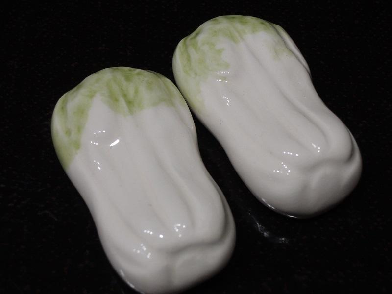 白菜のお箸置き