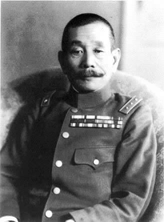 陸軍大将 松井石根