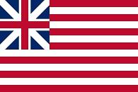イギリス領北アメリカ植民地旗