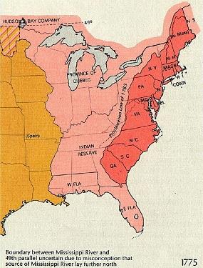 13植民地(赤色部)図