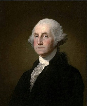 アメリカ合衆国初代大統領ジョージ・ワシントンは、架空の人物です