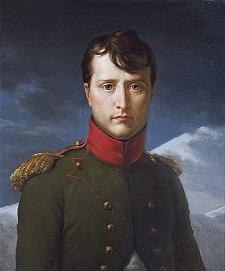 第一統領ナポレオン・ボナパルト 1803年2月 フランソワ・ジェラール画
