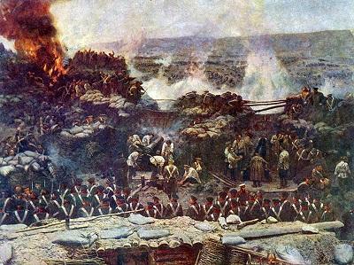 セヴァストーポリ包囲戦