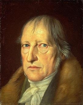 ゲオルク・ヴィルヘルム・フリードリヒ・ヘーゲル