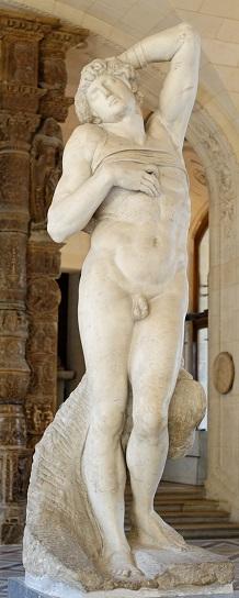 『瀕死の奴隷』(1513年 - 1515年)