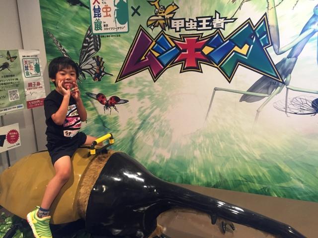東京スカイツリータウン大昆虫展