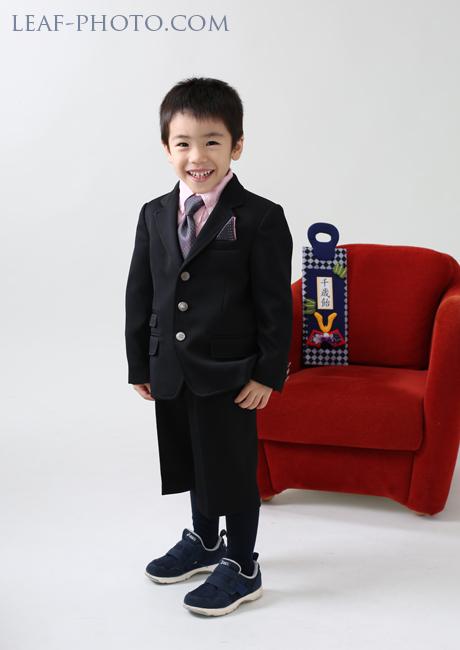 5歳 スーツ