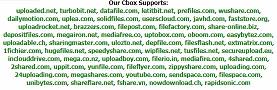 CBoxEra comの特徴 : PLG楽土