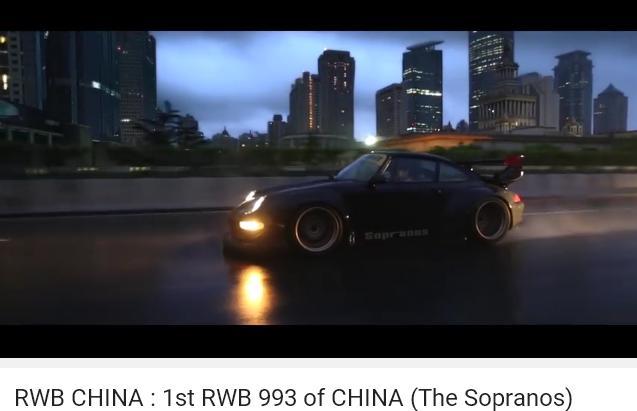 ポルシェ993RWB_CHINA001