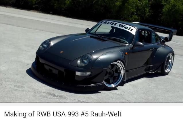 ポルシェ993RWB_USA005