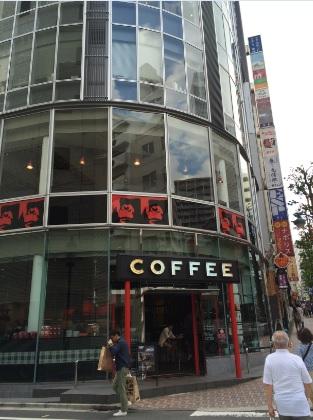 GORILLA COFFEE (ゴリラコーヒー)渋谷店 外観