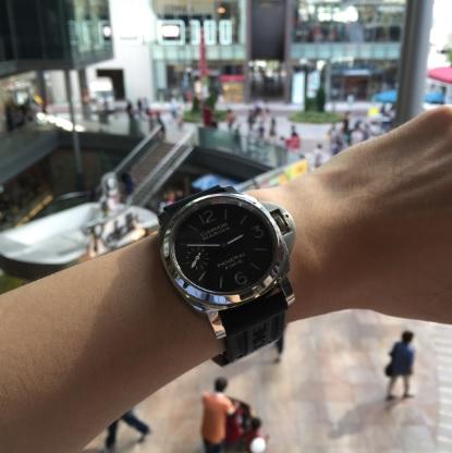 パネライ(PANERAI)機械式腕時計 PAM00510