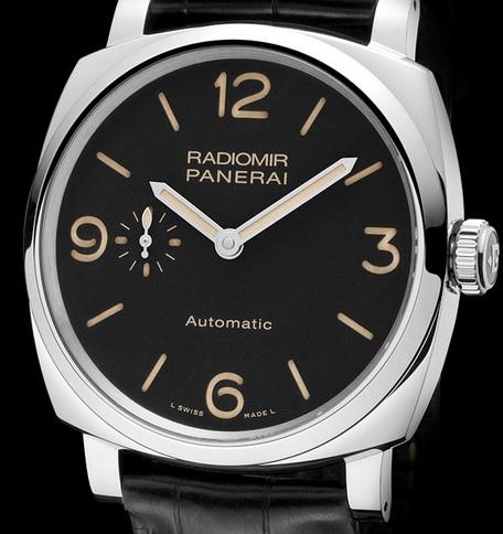 パネライ PANERAI RADIOMIR 1940 3 DAYS ACCIAIO – 42MM PAM00620 表