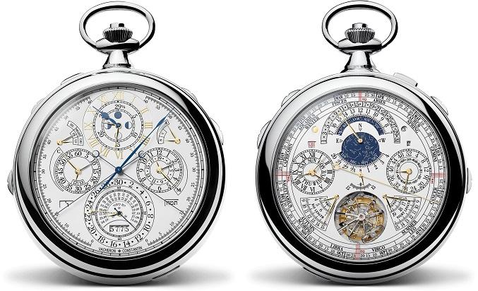 史上最も複雑な時計 ヴァシュロン・コンスタンタン(Vacheron Constantin) REFERENCE 57260
