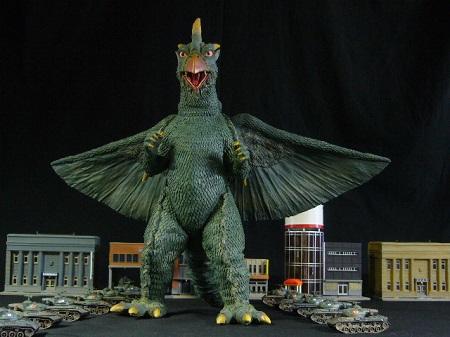 大巨獣ガッパ2