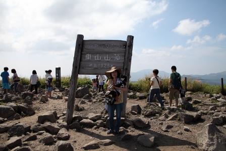 車山高原夏山展望リフト17