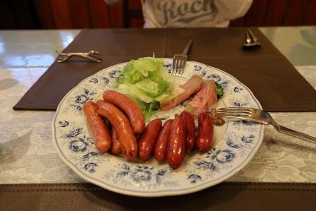 白樺倶楽部夕食朝食16