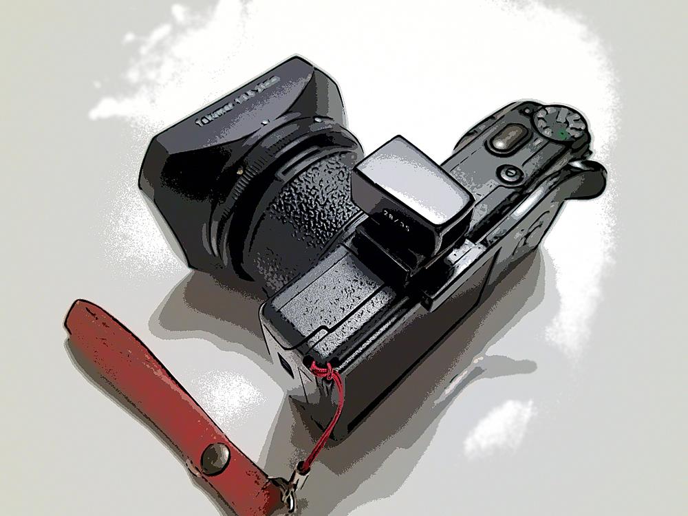 マイ旅カメラ:GR Digital III
