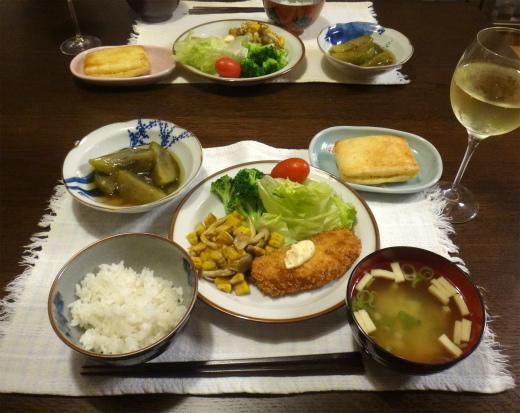 s-736-5夕食