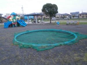 駅南公園強化8
