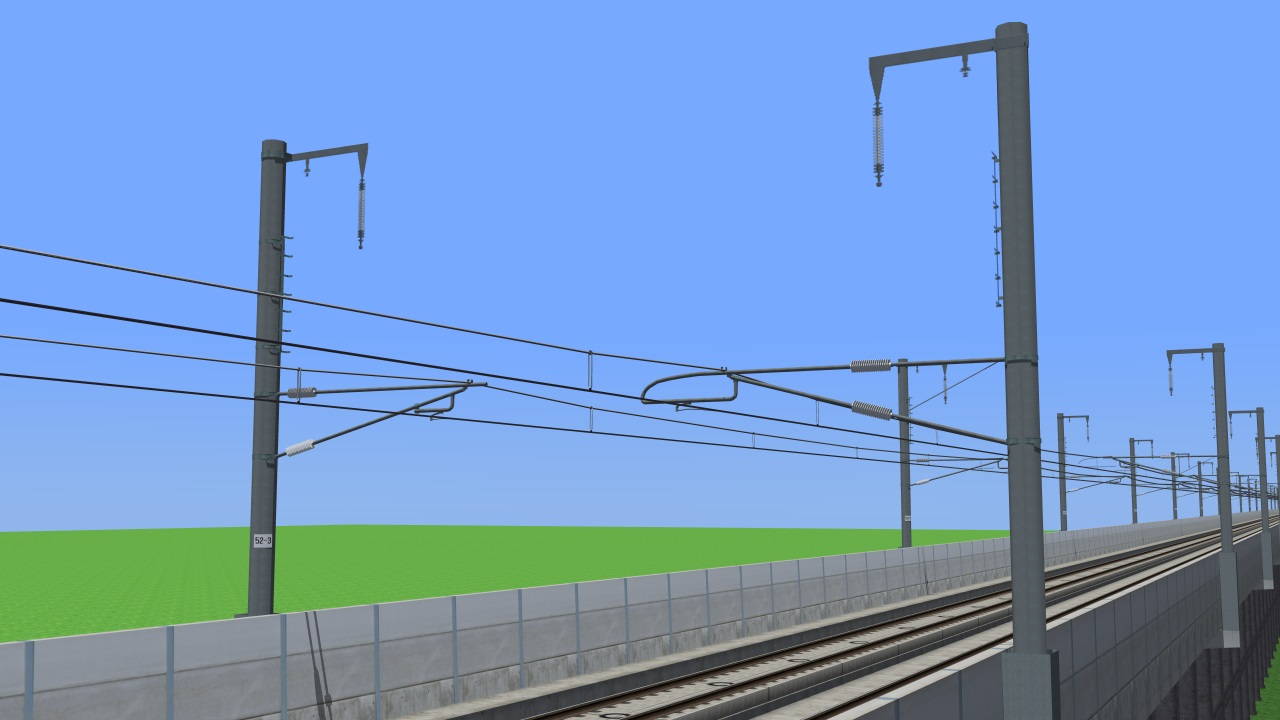 RailSim - [YR]山道鉄道株式会社