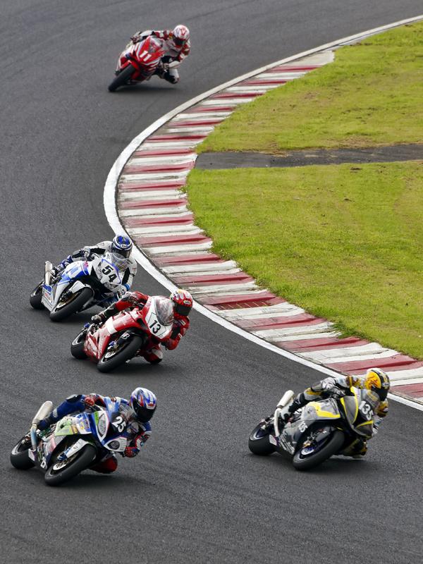 全日本ロードレース選手権 Round6
