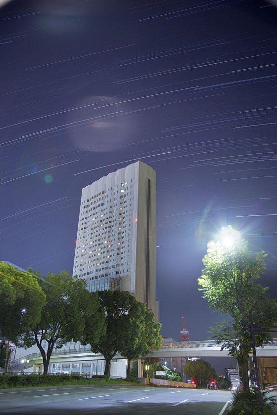 【都市星景】ANAクラウンプラザホテルグランコート名古屋