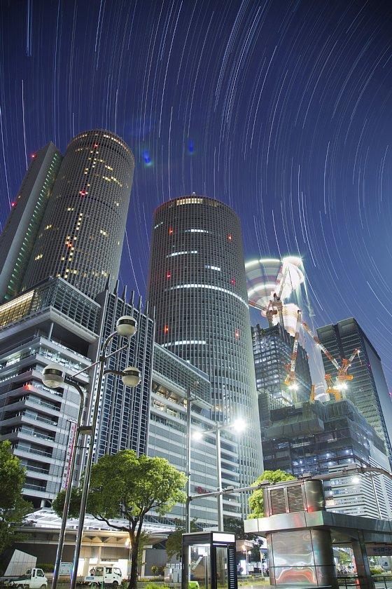 【都市星景】名古屋JRセントラルタワーズ