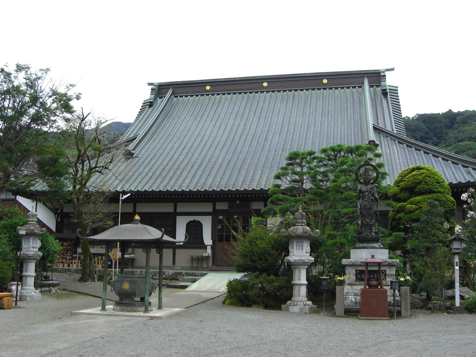 愛川勝楽寺1