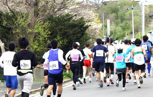 マラソン 競争