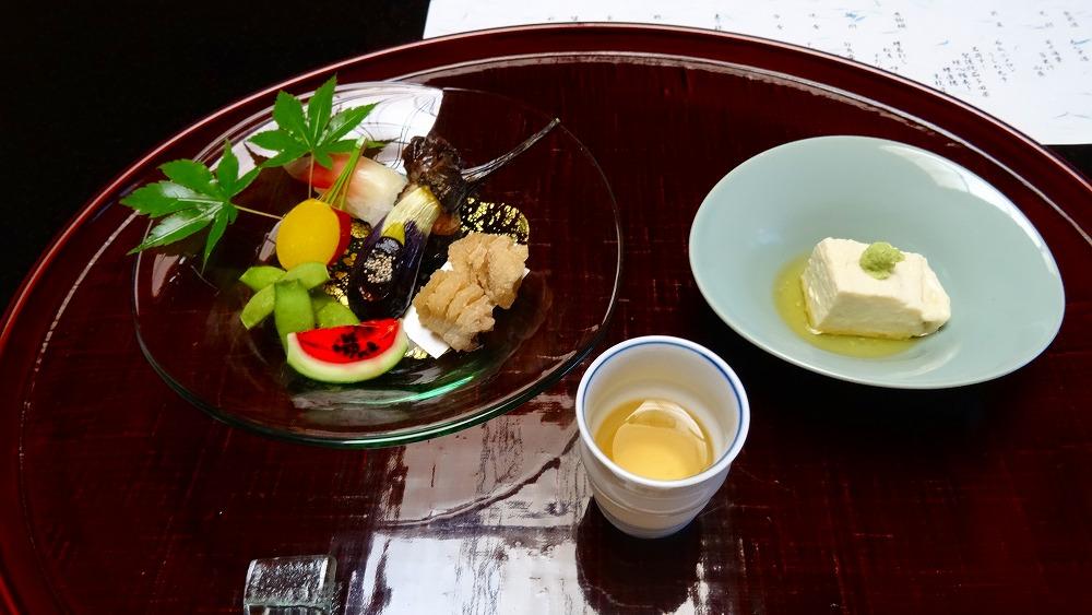 いちい亭 食事編 (2015年 8月)