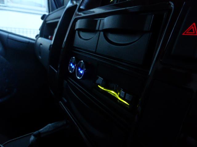 ノーブル号快適化満足度チェック~運転席まわり・快適装備/電装編Part.2~